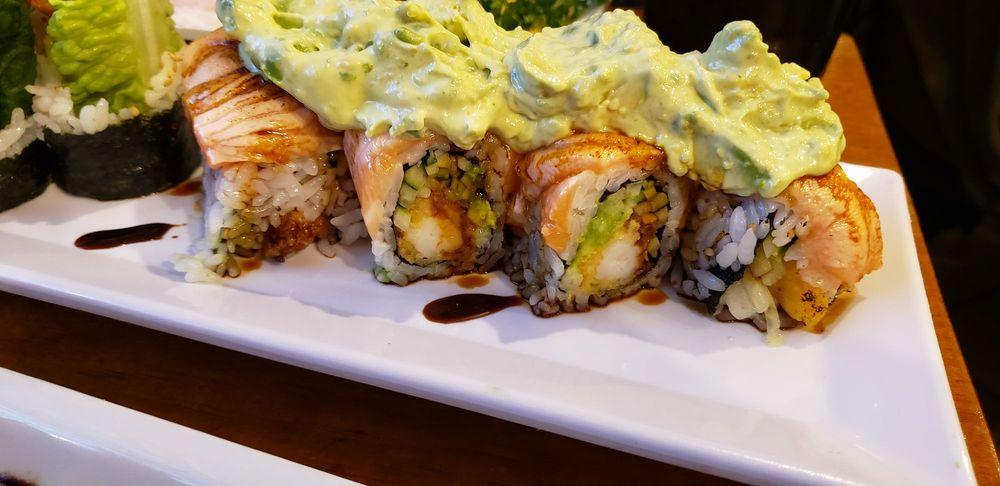 Oppa Sushi: 185 Harvard Ave, Boston, MA
