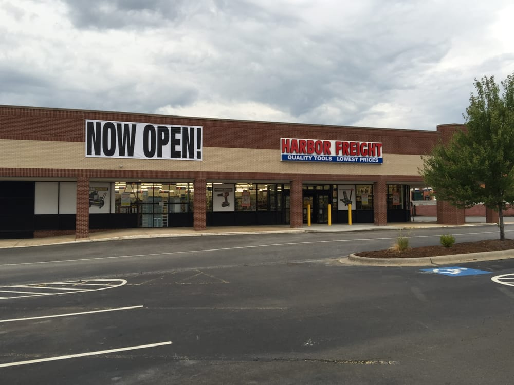 Such departments are included in a hardware store, depending on the local demand. Larger hardware stores in Conway may sell small amounts of building supplies including lumber, flooring, roofing materials and fencing. Home Centers or Lumberyards are the hardware stores that sell everything needed to build a house.