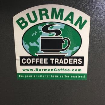 Burman Coffee Traders Middleton Wi
