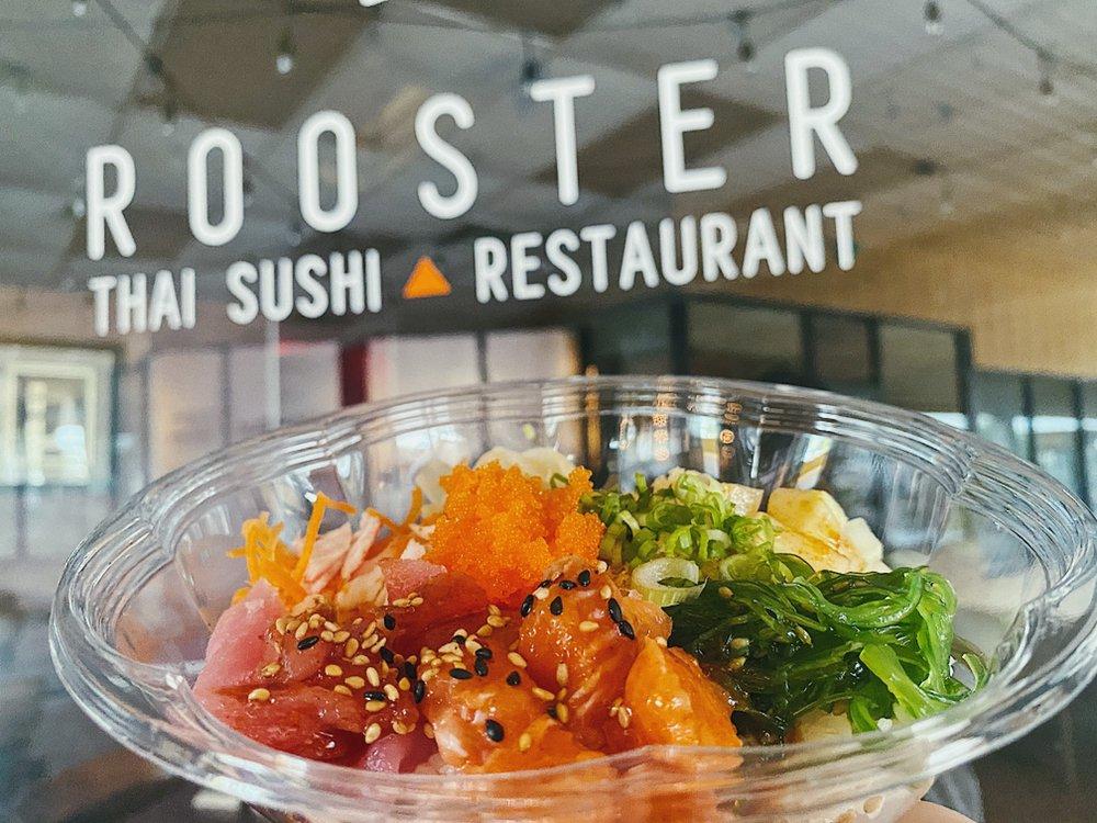 Rooster Thai Sushi: 10730 US-19 Hwy, Port Richey, FL
