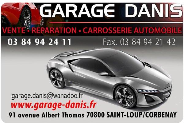 Garage danis concessionnaire auto 91 avenue albert - Nombre de garage automobile en france ...