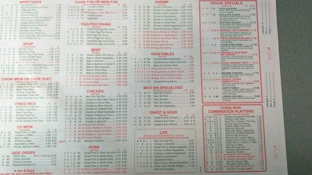 china wok restaurant  16 reviews  chinese  316 bristol