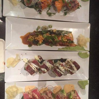 Naked fish sushi restaurant 535 photos 841 reviews for Naked fish menu
