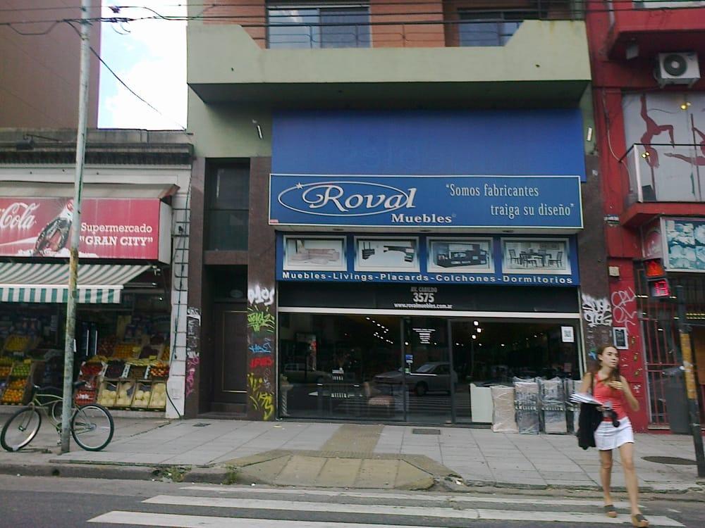 Roval muebles servizi per la casa avenida cabildo 3 for Casa muebles palermo