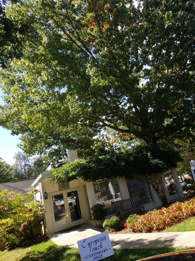 European Touch Day Spa: 116 Reynolda Village, Winston Salem, NC