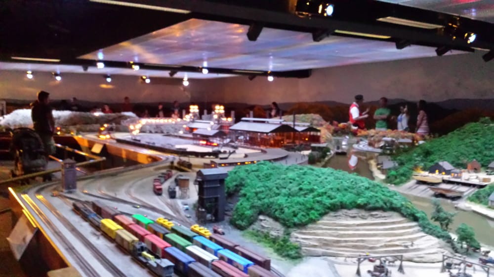 Miniature Railroad & Village: 1 Allegheny Ave, Chateau, PA