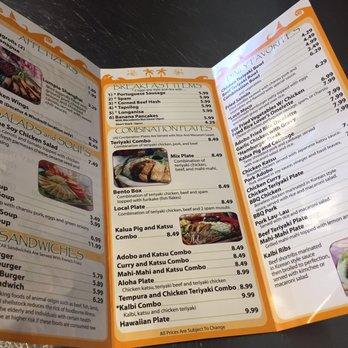 Aloha Kitchen 77 Photos 52 Reviews Hawaiian 8150 S