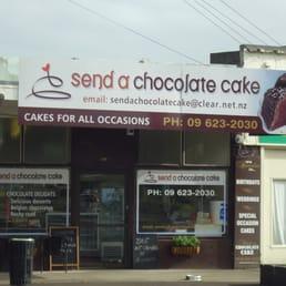 Chocolate Cake Shop Mt Eden