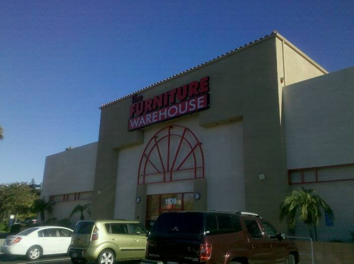 The Furniture Warehouse Closed 43 Reviews Furniture Shops 1109 W Valley Pkwy Escondido