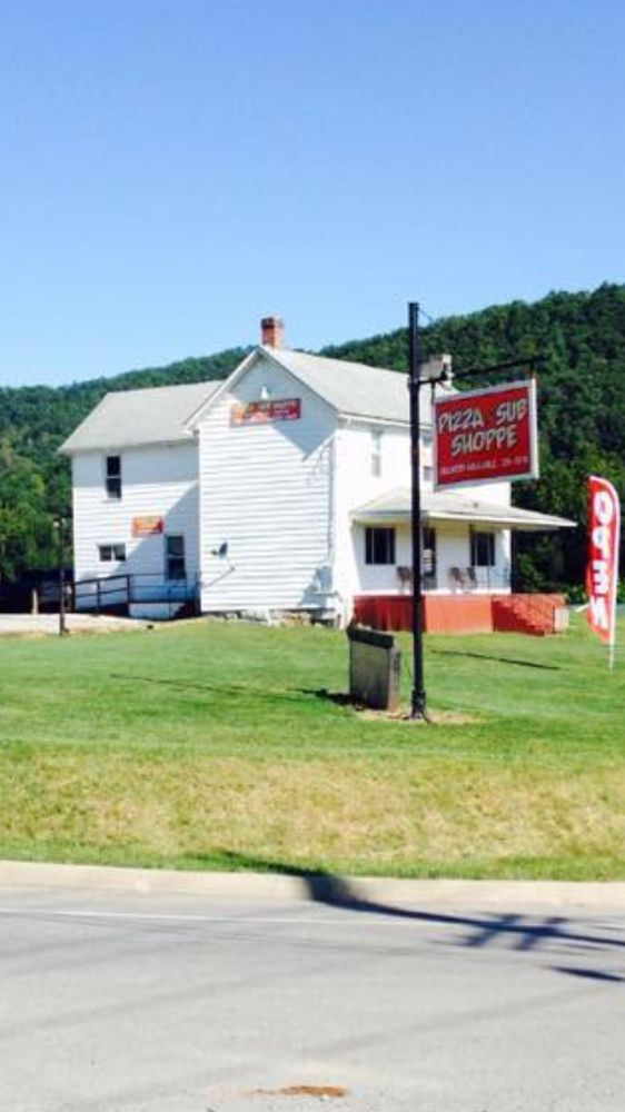 Pizza & Sub Shoppe: Rt 250 Adolph Rd, Mill Creek, WV