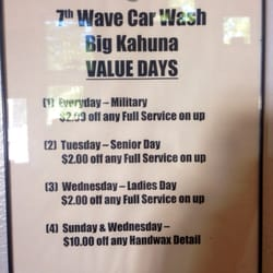 Seventh Wave Car Wash