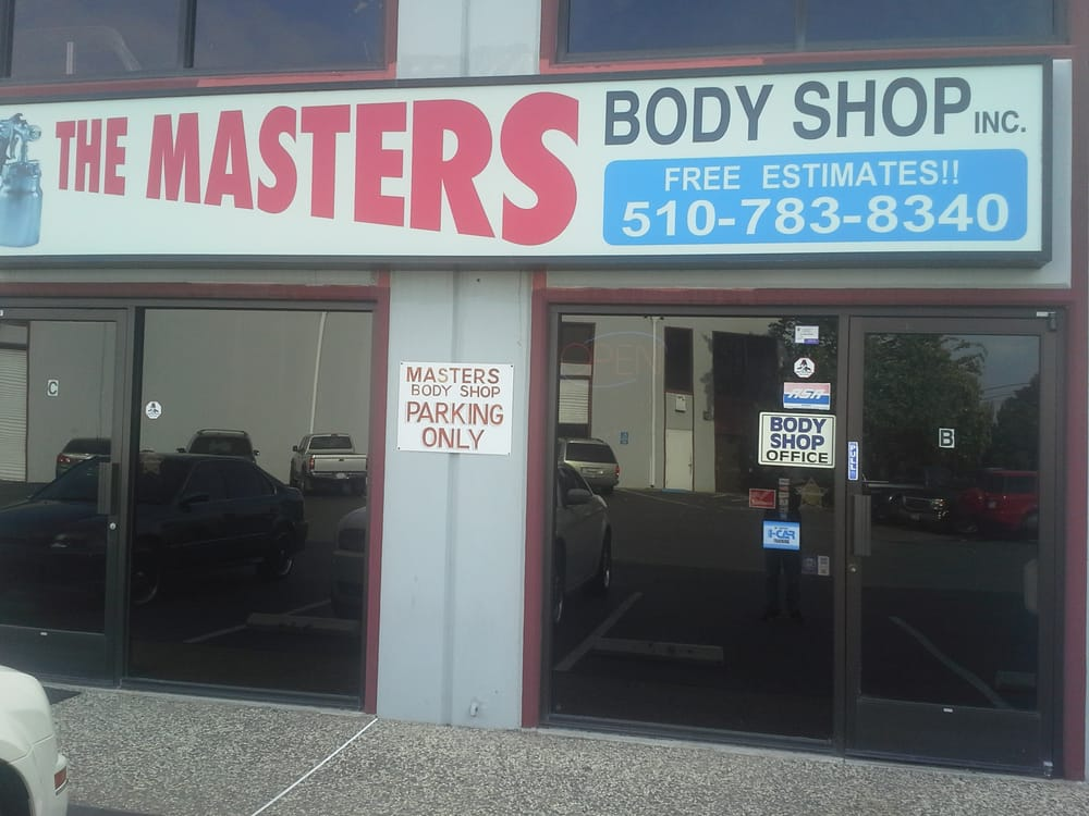 Car Body Repair Shops Near Me >> Masters Body Shop - 13 Photos - Body Shops - 28232 ...