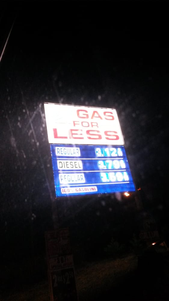Gas For Less: 23527 Hwy 157, Town Creek, AL
