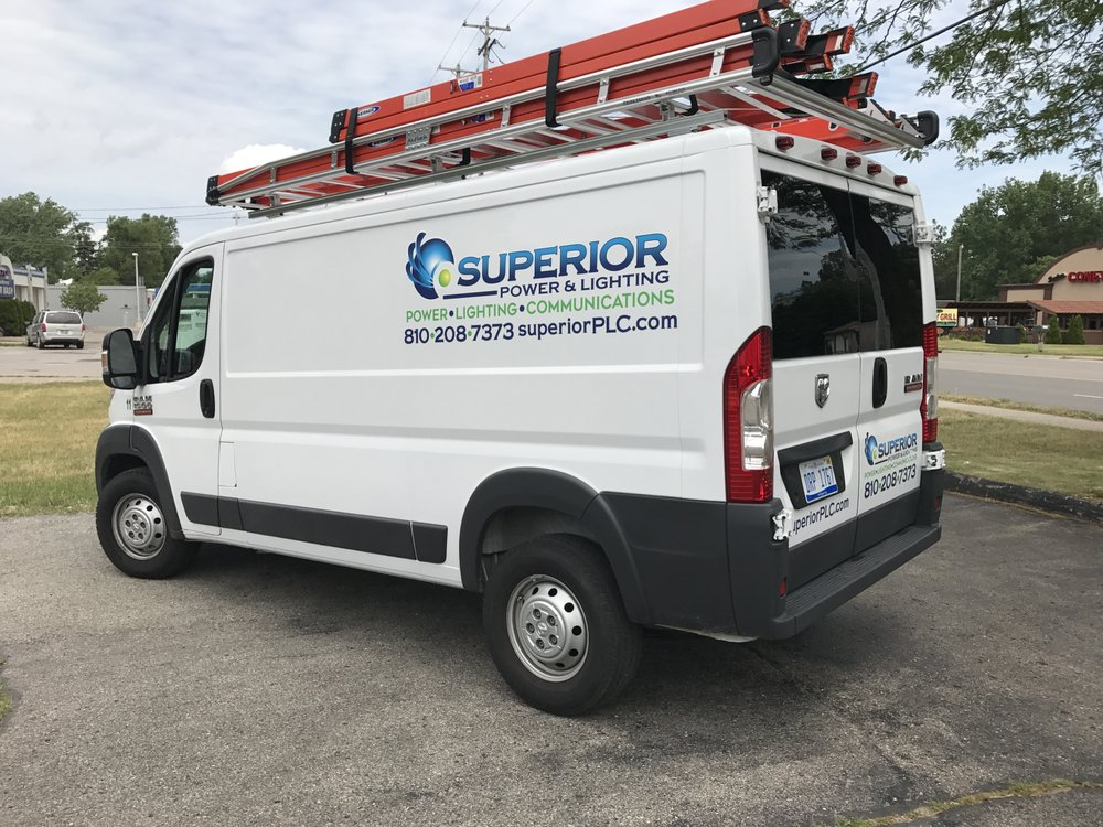 Superior Power & Lighting: 1459 N Leroy St, Fenton, MI