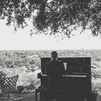 Photo of Marc Bosserman Pianist & Vocalist - Los Angeles, CA, United States. Marc at our wedding