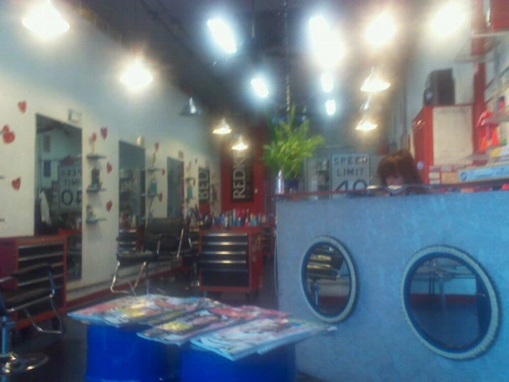 Original garage hair salon yelp - Salon original ...