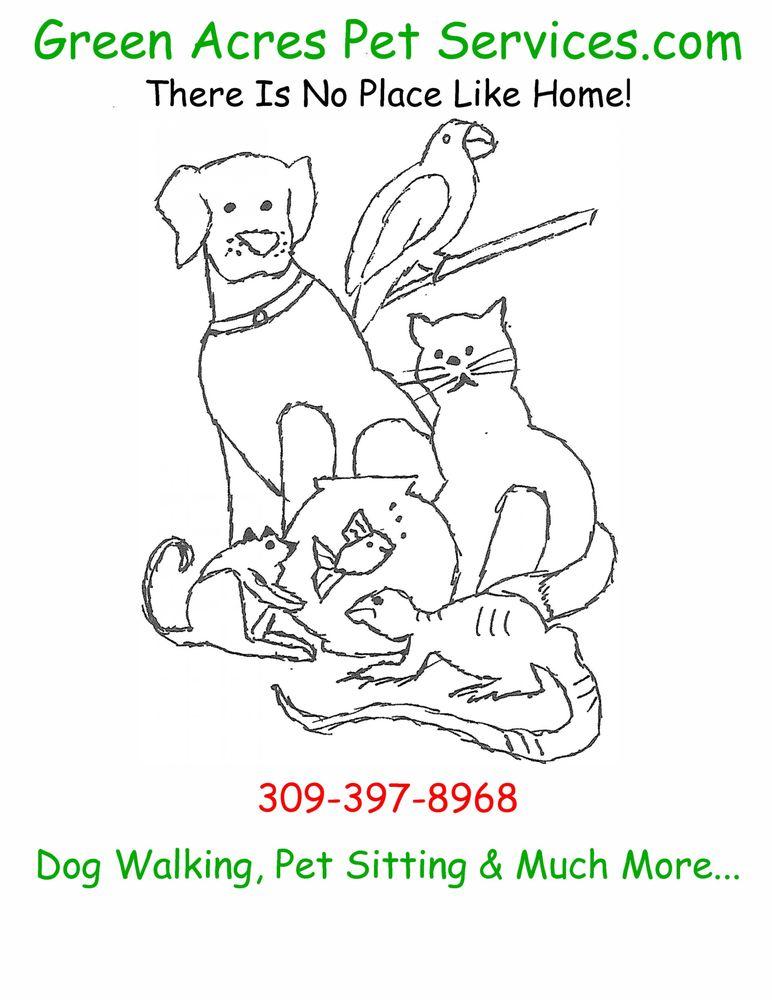 Green Acres Pet Services: 592 Roosevelt St, Creve Coeur, IL