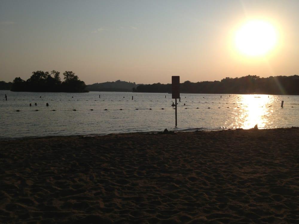 Crystal lake beach fishing burnsville mn reviews for Crystal lake fishing