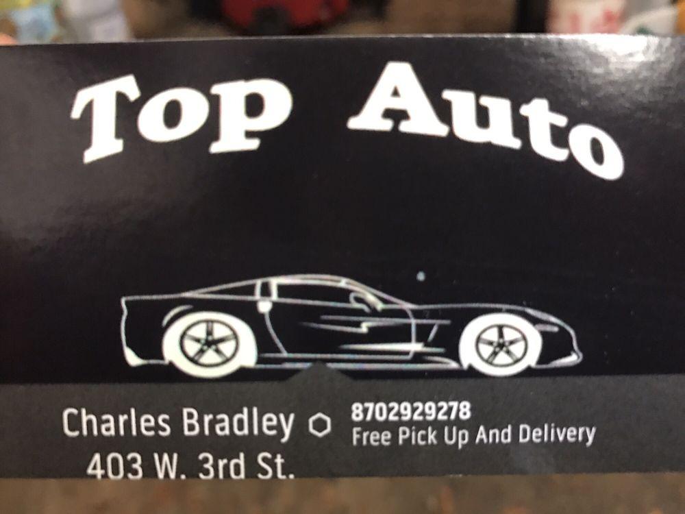 Top Auto: 403 W 3rd St, Hope, AR