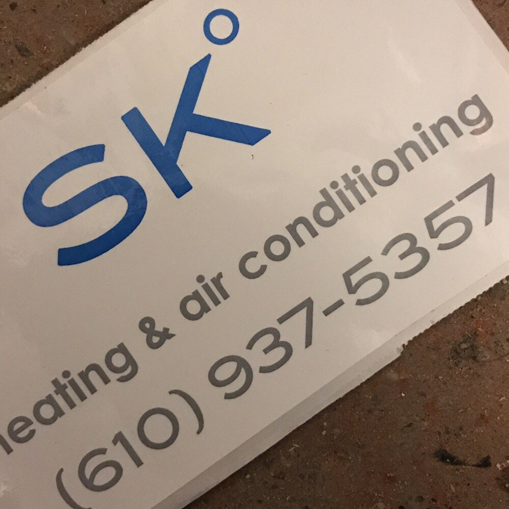 SK Heating and Air Conditioning: Philadelphia, PA