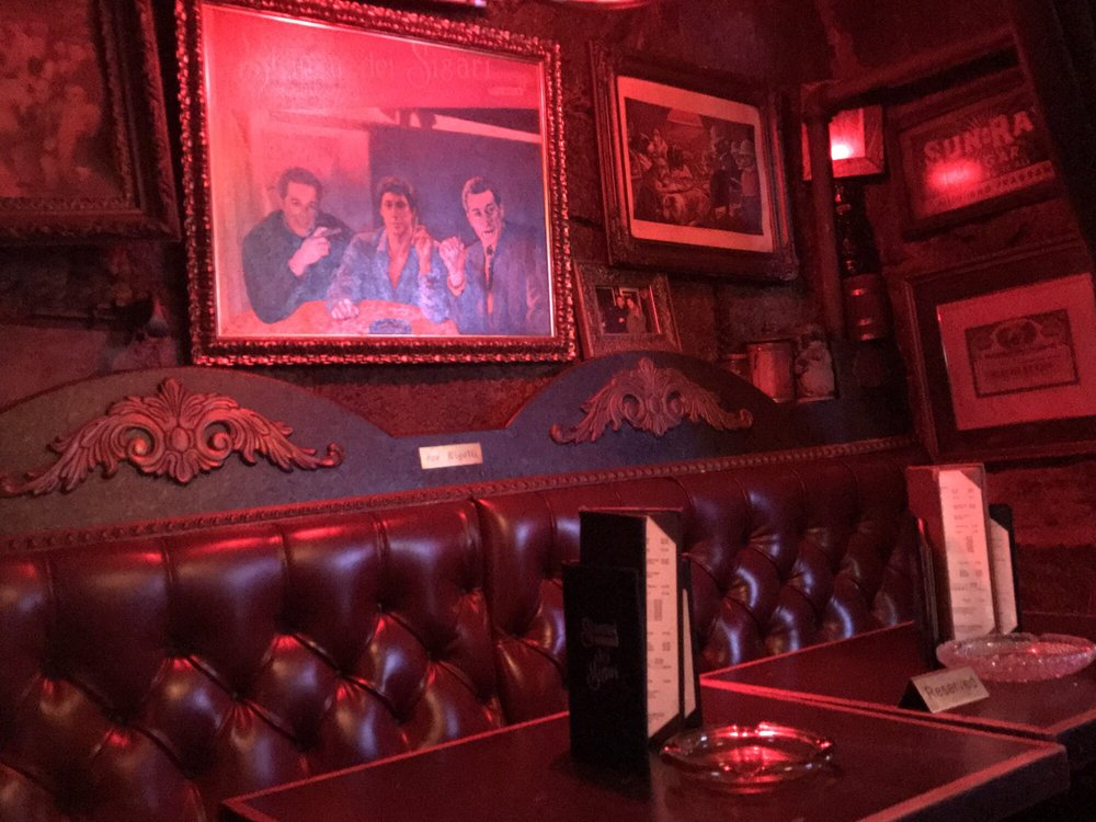 Stanza Dei Sigari History : Cool cigar and port spot yelp