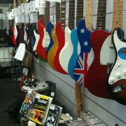 Photo Of Cash Converters Joondalup Western Australia Guitar Rack