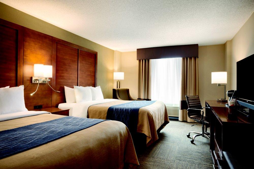 Comfort Inn & Suites Presidential: 707 Interstate 30, Little Rock, AR
