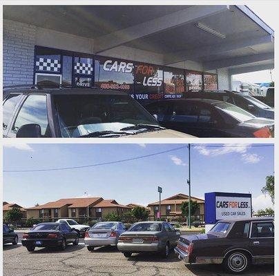 Used Car Dealerships In Mesa Az >> Cars For Less - Used Car Dealers - 2111 E Main St, Mesa