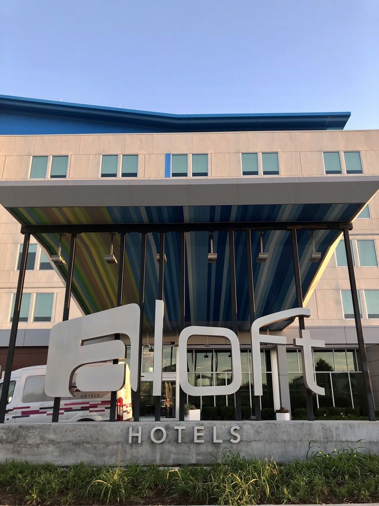 Aloft Wichita Northeast: 3642 North Oliver St, Wichita, KS