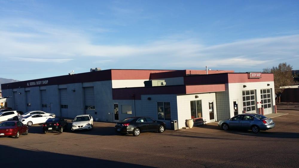 Al Serra Colorado Springs >> Al Serra Body Shop And Collision Center Behind Al Serra
