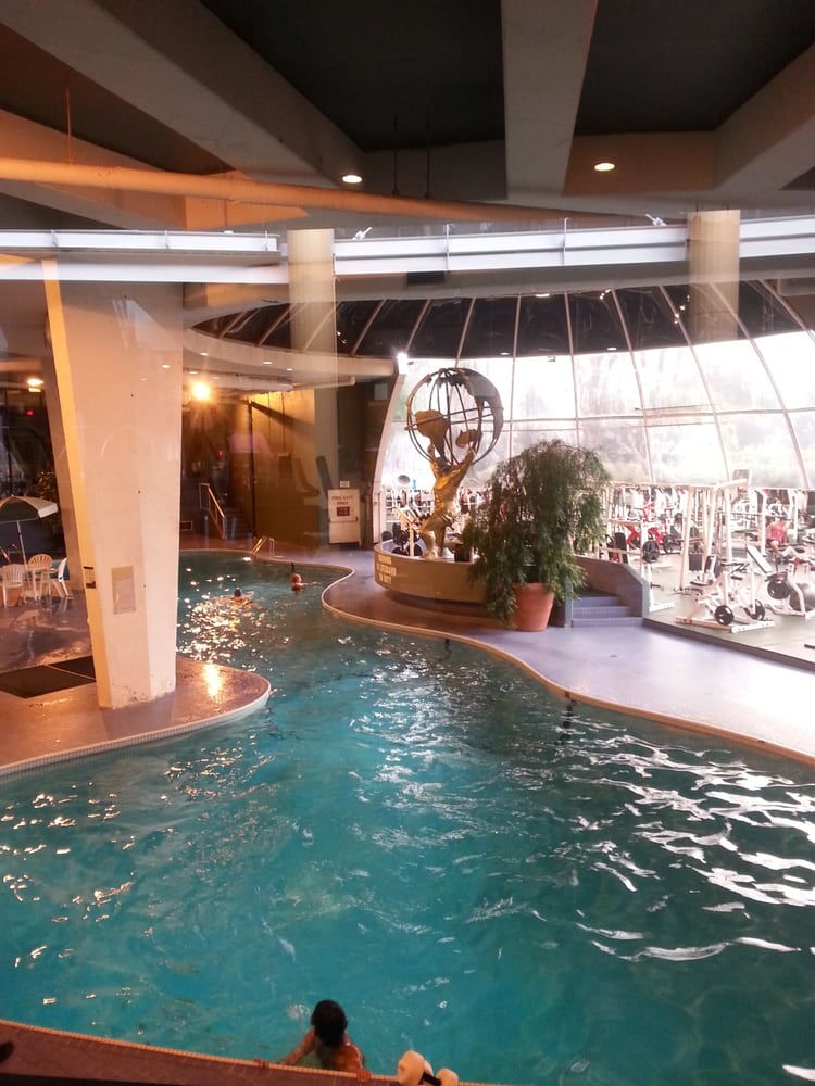 Wonderful pool steam and sauna room yelp for Exercise pool canada
