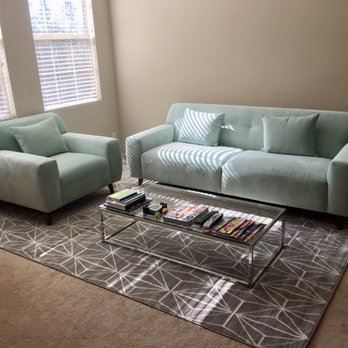 Photo Of Living Spaces   Irvine, CA, United States. Mitchell Sofa And  Armchair