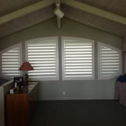 Photo of Shutter Elite - Modesto CA United States. Custom multiple arch & Shutter Elite - 18 Reviews - Shades u0026 Blinds - 1121 Sycamore Ave ...
