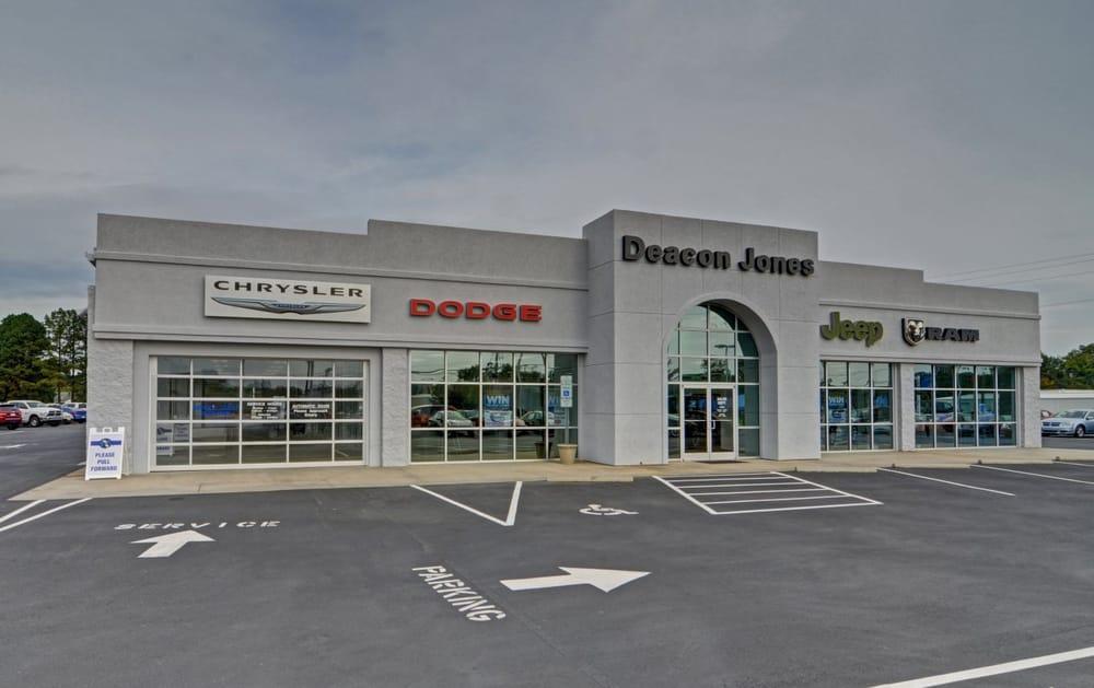 Deacon Jones Smithfield Nc >> Deacon Jones Chrysler Dodge Jeep RAM - 12則評語 - 汽車經銷商 ...