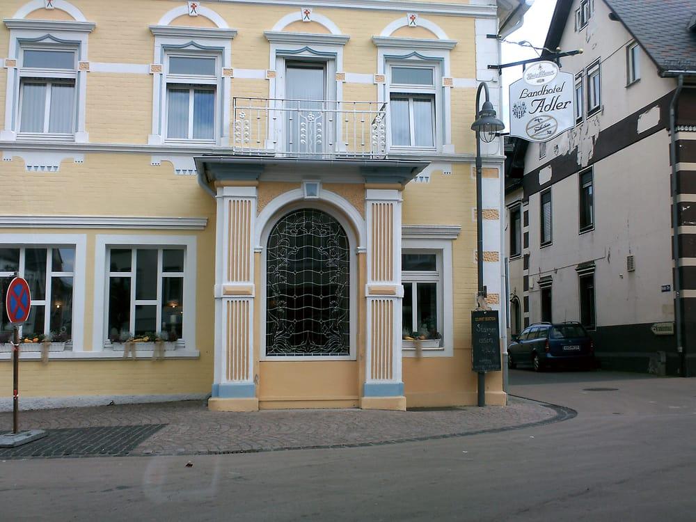 Landhotel Rheinland Pfalz Landhotel M Schelberg