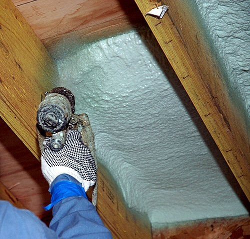 Arctic Spray Foam Insulation - CLOSED - Insulation