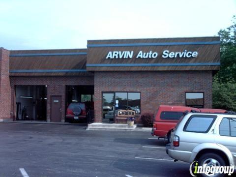 Arvin Auto Service: 15971 Manchester Rd, Ellisville, MO