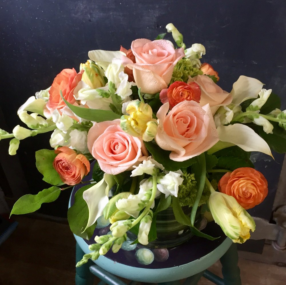 Chapman's Greenhouses & Floral: 58 Hart St, Beverly, MA