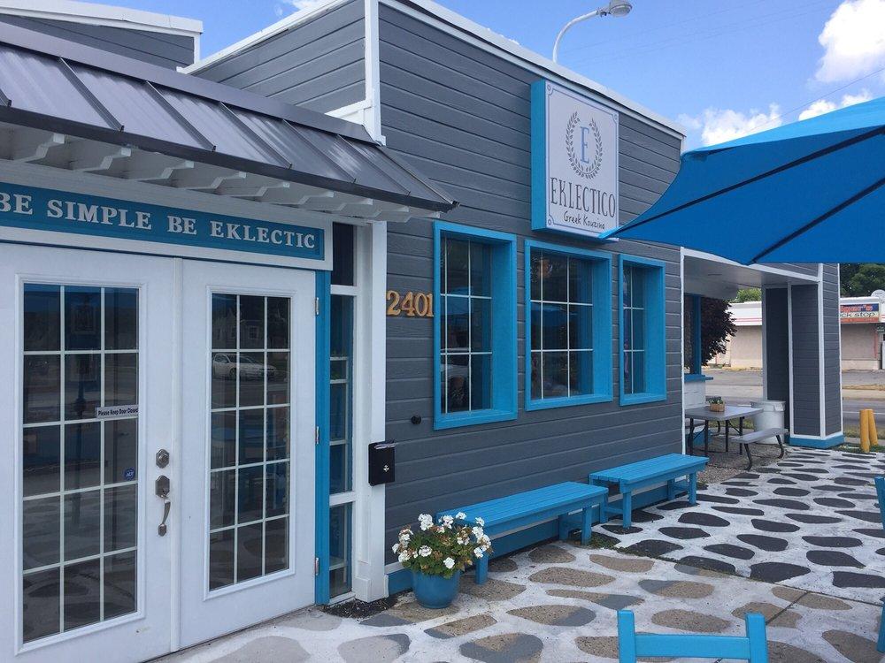 Photo of Eklectico Greek Kouzina - Grand Rapids, MI, United States