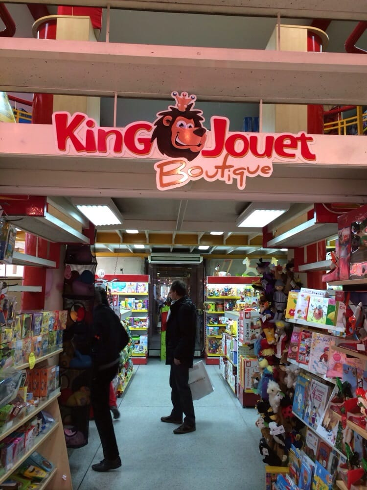 king jouet boutique toy stores 60 cours franklin