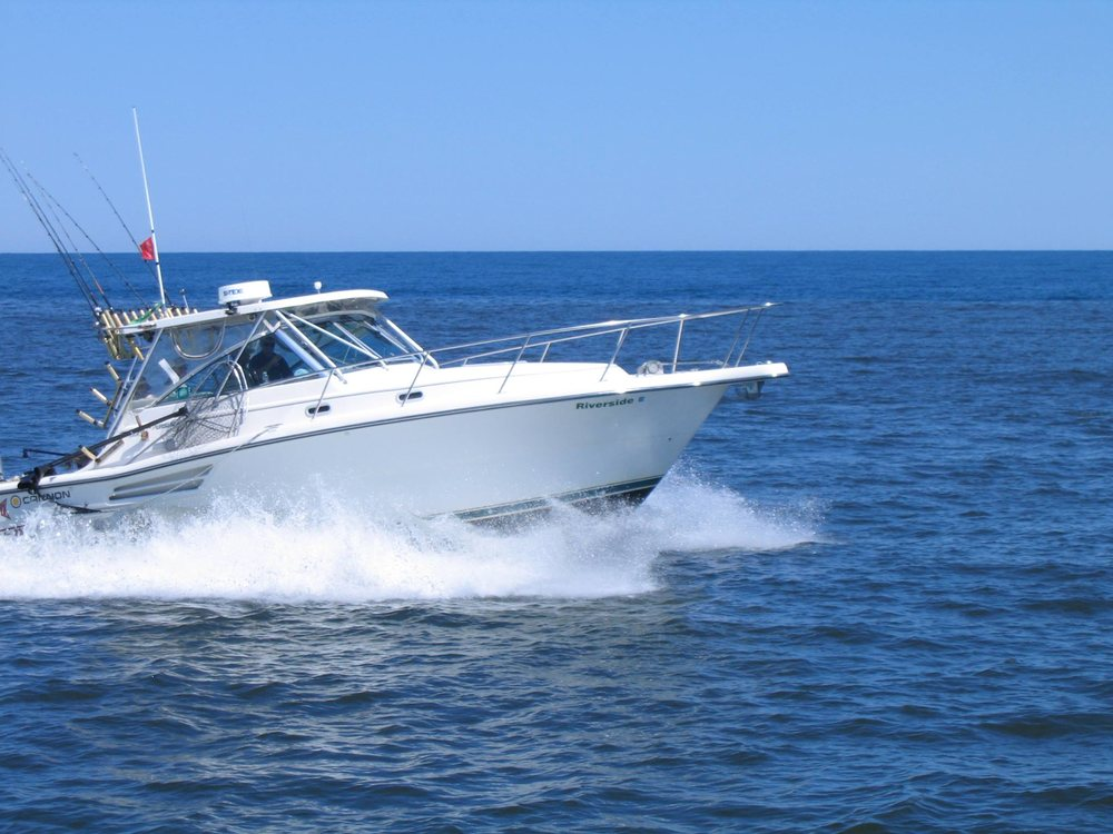 Class Act Charters: 308 River St, Manistee, MI