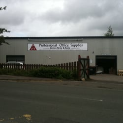 Photo Of Professional Office Supplies Motherwell North Lanarkshire United Kingdom Our Premises