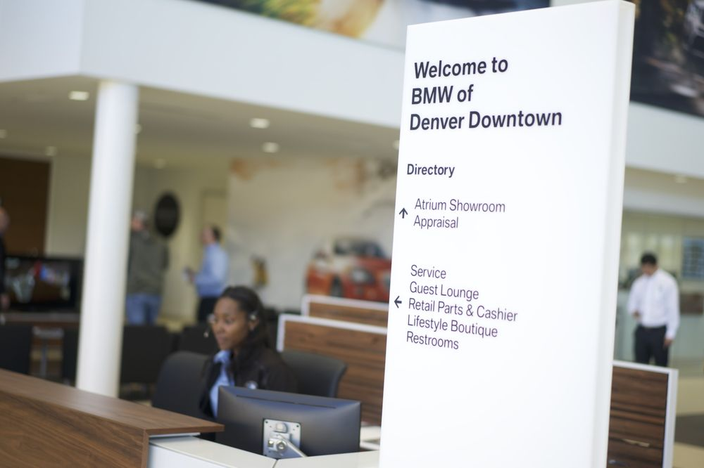 BMW Of Denver >> Bmw Of Denver Downtown Reception Yelp