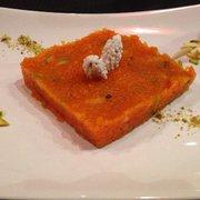 """Buzkashi - Paris, France. Carrot """"cake"""""""