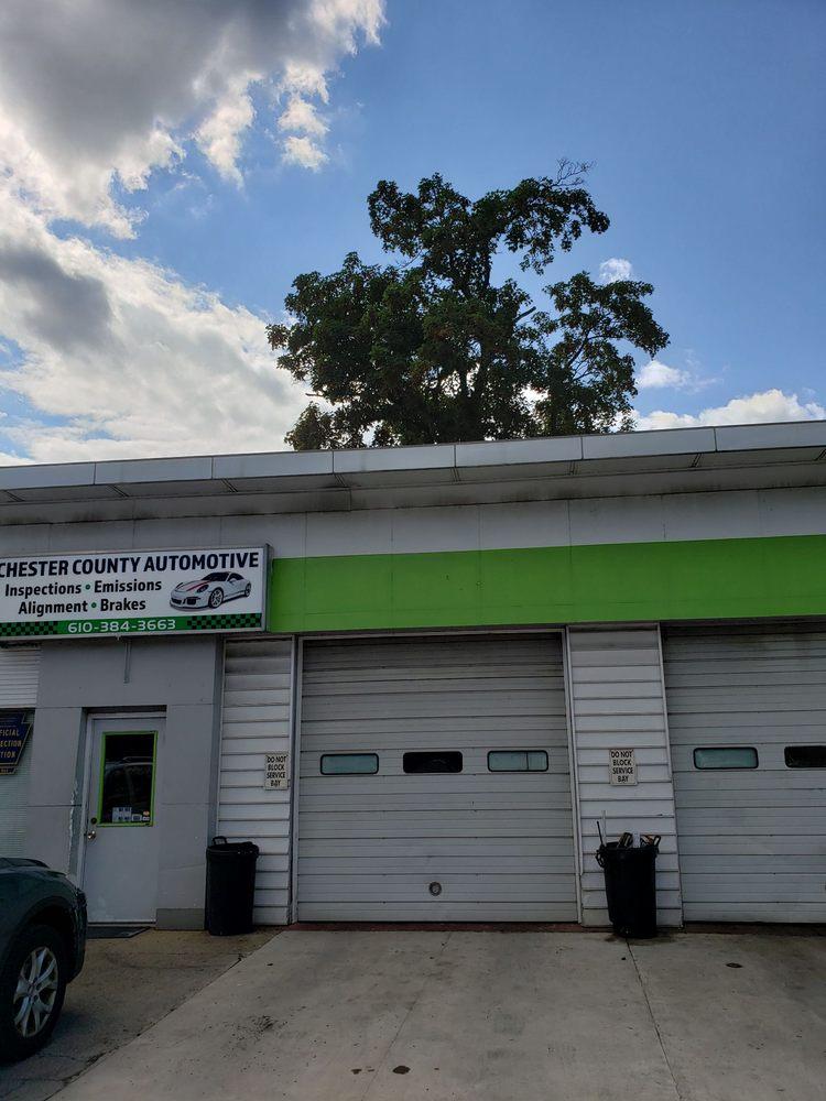 Chester County Automotive: 1321 E Lincoln Hwy, Coatesville, PA