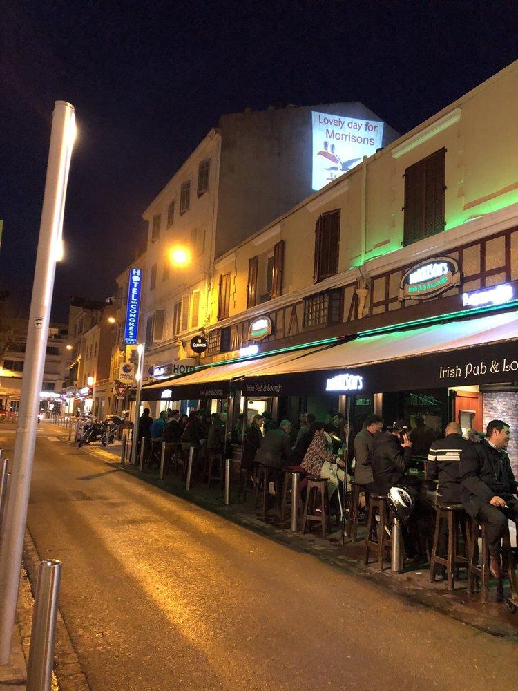 Morrisons Irish Pub: 10 rue Teisseire, Cannes, 06