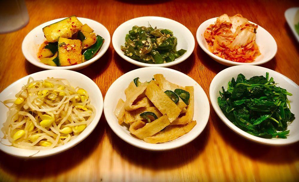 Sa Ri One Korean Restaurant: 3940 W Cypress St, Tampa, FL