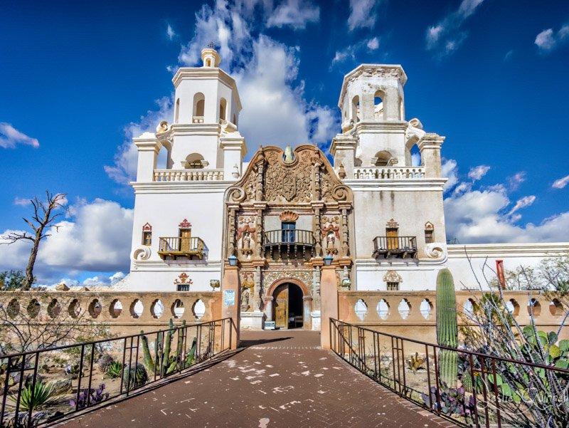 San Xavier Mission In Tucson Az Yelp