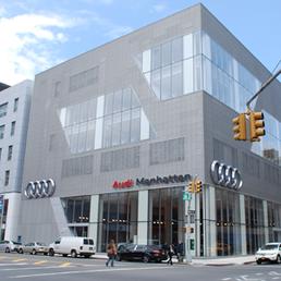 Photos For Audi Manhattan Yelp - Audi of manhattan