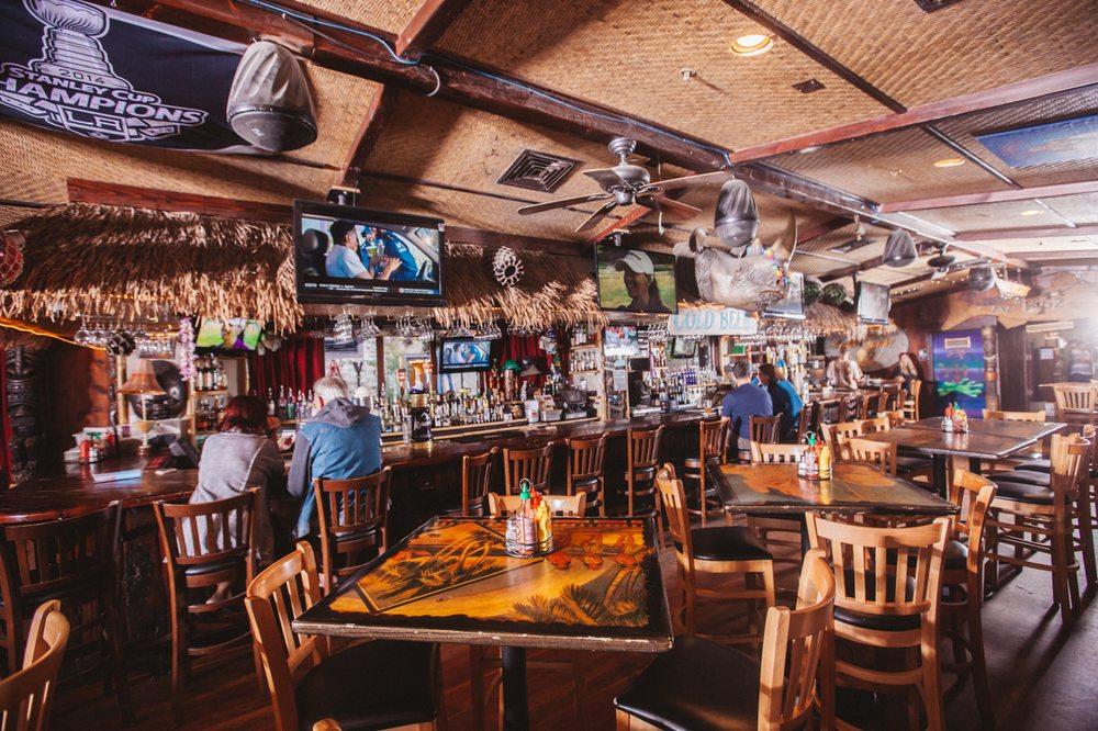 Lakanuki Tiki Bar: 6201 Minaret Rd, Mammoth Lakes, CA